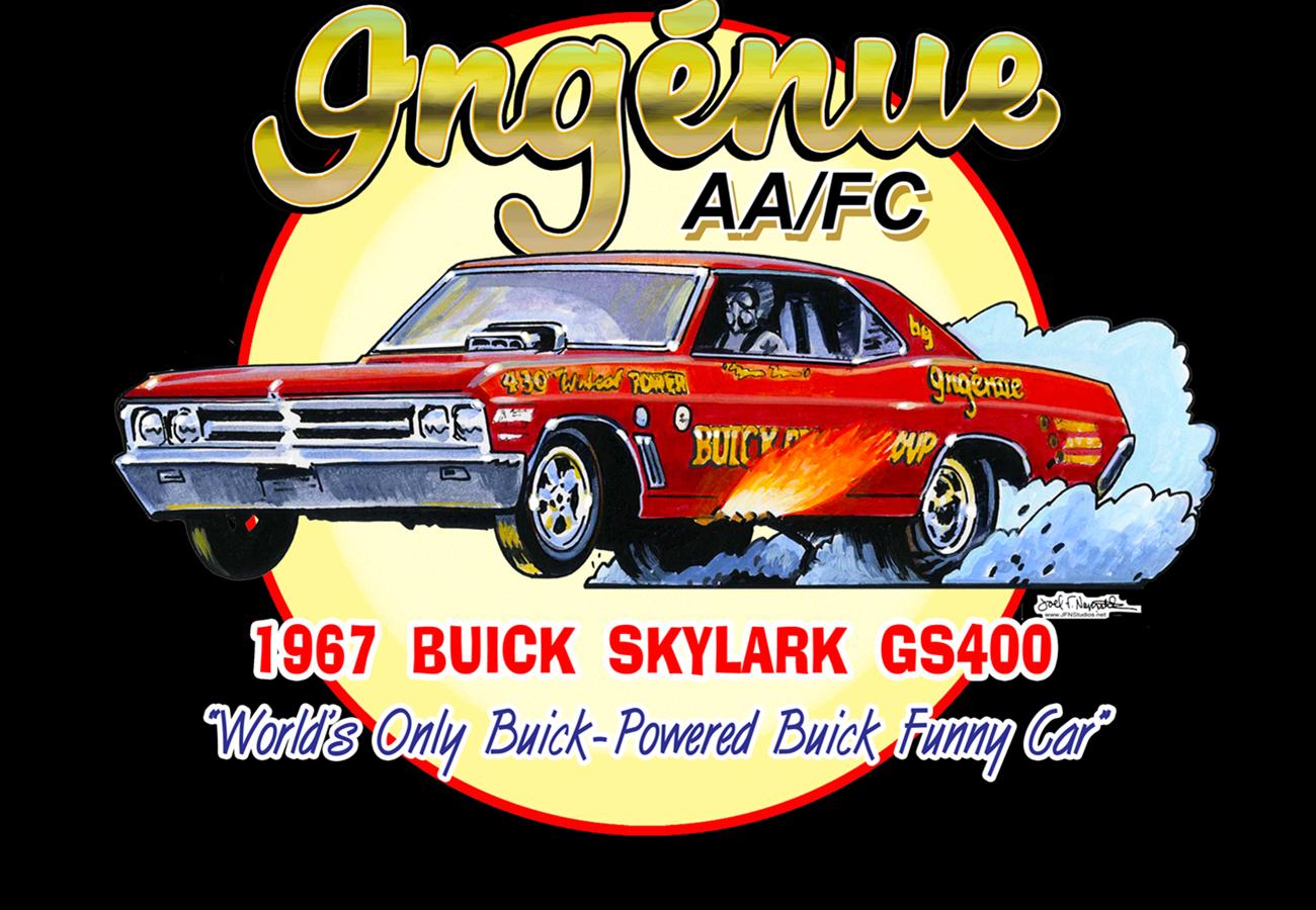 John Lipori - Ingénue Buick Funny Car Official Website